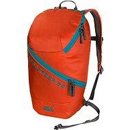 Jack Wolfskin Ecoloader 24 Pack piros - Városi hátizsák