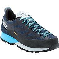 Jack Wolfskin Scrambler 2 Texapore low W kék - Trekking cipő