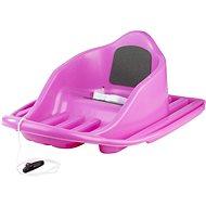 STIGA Baby Cruiser - rózsaszín - Bob szánkó
