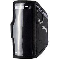Puma PR I Sport Phone Armband telefontartó, fekete, S/M - Tok