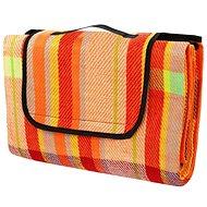 Calter Party piknik takaró, színes csíkos