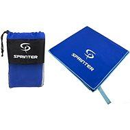 Sprinter - mikroszálas törölköző 70 × 140 cm - kék - Törölköző