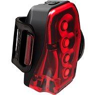 Lezyne Laser Drive Rear Black kerékpárlámpa