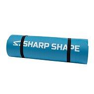 Sharp Shape Mat blue - Fitnesz szőnyeg