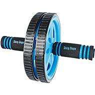 Sharp Shape AB Wheel, kék - Fitneszkerék