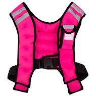Sharp Shape Weight vest pink - Súlymellény