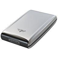 Tru Virtu Credit Card Case Fan Pénztárca - ezüst - Pénztárca