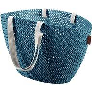 Curver Emily kötött táska kék - Bevásárló táska