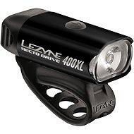 Lezyne Hecto drive 400xl, black/hi gloss