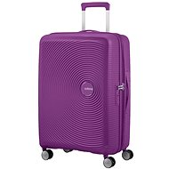 American Tourister Soundbox Spinner 67 Exp Purple Orchid