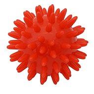 Kine-MAX Pro-Hedgehog - piros - Masszázslabda