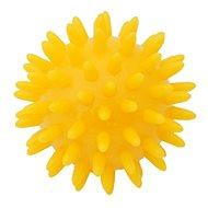 Kine-MAX Pro-Hedgehog Massage Ball masszázs labda - sárga - Masszázslabda