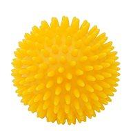 Kine-MAX Pro-Hedgehog  - sárga - Masszázslabda