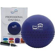 Kine-MAX Professional GYM Ball - kék - Fitnesz labda