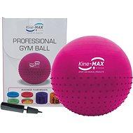 Kine-MAX Professional GYM Ball  - rózsaszín - Fitnesz labda