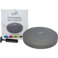 Kine-MAX Professional Balance Pad - ezüst - Wobble board