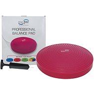 Kine-MAX Professional Balance Pad - rózsaszín - Egyensúlyozó párna