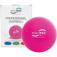 Kine-MAX Professional OverBall - rózsaszín - Fitnesz labda