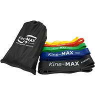 Kine-MAX Professional Super Loop Resistance Band Kit - Fitneszgumi