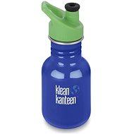 Klean Kanteen Kid Classic w/Kid Sport Cap 3.0 - coastal waters 355 ml - Ivó palack