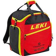 Leki Ski Boot Bag WCR 60 l, fluorescent red-black-neonyellow - Sícipő táska