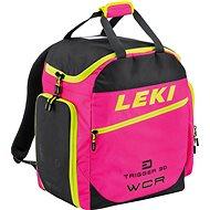 Leki Ski Boot Bag WCR 60 l, neonpink-black-neonyellow - Sícipő táska