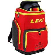 Leki WCR 85L, fluorescent red-black-neonyellow, 85 L - Sícipő táska