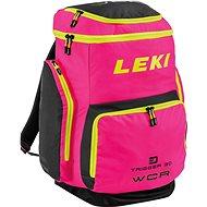 Leki WCR 85L, neonpink-black-neonyellow, 85 L - Sícipő táska