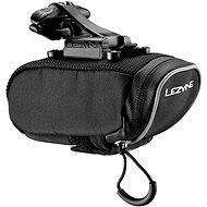 Lezyne Micro Caddy fekete nyeregtáska, 0,6 L - Kerékpáros táska