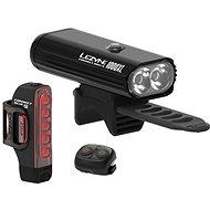 Lezyne Connect Drive Pro 1000XL/ Strip Connect Pair Black - Kerékpár lámpa