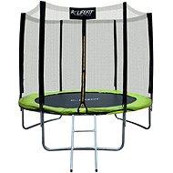 LIFEFIT 8' / 244 cm + védőháló és lépcső - Trambulin