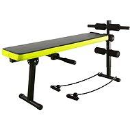 LIFEFIT S2 ülő-fekvő-bench expanderekkel - Edzőpad