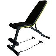LIFEFIT ülő-fekvő-bench plus LIFEFIT expanderekkel - Edzőpad