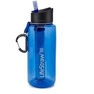 LifeStraw GO2 Stage 1l - kék - Vízszűrő palack