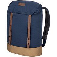 Loap JUSSI, kék - Városi hátizsák
