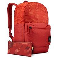 Városi hátizsák Case Logic Founder hátizsák 26 vörös
