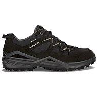 Lowa Sirkos Evo GTX LO fekete/szürke EU 44,5/287 mm - Trekking cipő