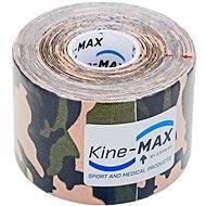KineMAX SuperPro Pamut kineziológiai tapasz (terepszínű) - Kineziológiai szalag