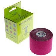Kine-MAX SuperPro Rayon kineziológiai szalag rózsaszín - Kineziológiai szalag