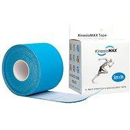 KineMAX 4Way Stretch kineziológiai szalag (kék)