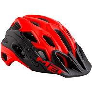 MET LUPO piros/matt fekete - Kerékpáros sisak