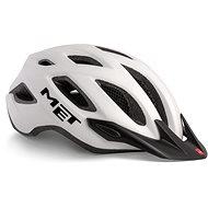 MET CROSSOVER matt fehér L/XL - Kerékpáros sisak