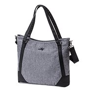 Meatfly Insanity 4 Ladies Bag Grey - Kézitáska