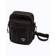 Meatfly Hardy Small Bag A Black fekete színű - Táska