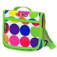 Micro Neon Dot - Gyerek hátizsák