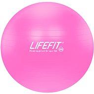 LifeFit anti-burst rózsaszín - Fitnesz labda