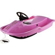 Stiga Snowpower Brake - Pink - Bob szánkó