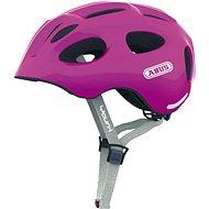 Abus Youn-én sparkling pink - M méretű - Kerékpáros sisak