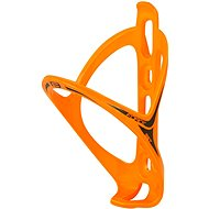 Üvegtartó Force Get műanyag, fényes narancs színű - Kulacstartó