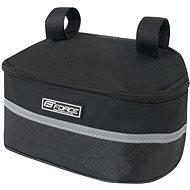 Force Roller fekete kormánytáska - Kerékpáros táska